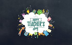 Happy Teacher's Day! - article thumnail image