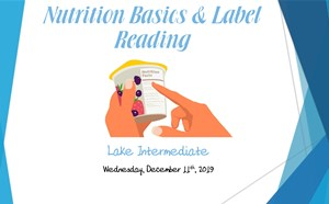 Nutrition Basics & Label Reading - article thumnail image